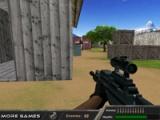 flash игра Rapid gun 2