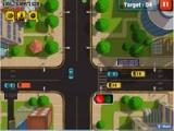 flash игра Traffic frenzy