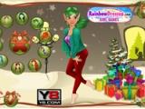 December Cover Elf-Girl