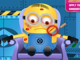 flash игра Minion emergency