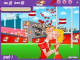Cheerleader nụ hôn đầu tiên