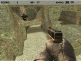 flash игра Counter strike: de remains