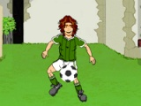flash игра Super Soccerball