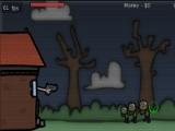 flash игра Zombie Assault