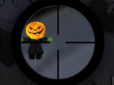 flash игра Halloween sniper