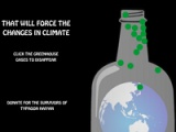 Our world is in a bottle
