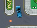 flash игра Parking frenzy: Driving school