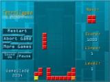 flash игра Tetrollapse