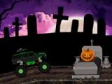 flash игра Halloween Monster Hunt