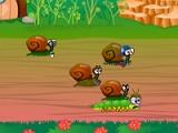 flash игра Snail race
