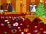 Christmas party: cleanup