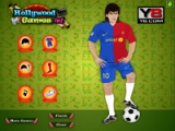 Lionel Messi: dress up
