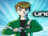 flash игра Ben 10 - underworld