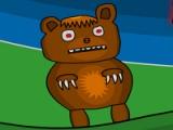 flash игра Zombie bears