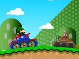 flash игра Mario tank adventure 2