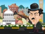 flash игра Chaplin vs Hitler