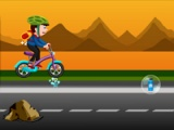 flash игра Smart Boy Ride