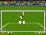 flash игра Euro 2012: penalty
