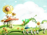 Fairy beach: find numbers