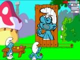 flash игра The Smurfs