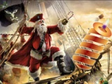 Christmas Santa Claus: hidden objects