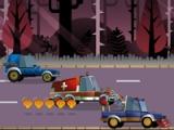 flash игра Apocalypse racer