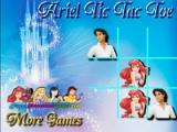 flash игра Ariel: tic tac toe