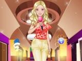 Barbie reportér