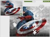Captain America: pussel