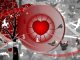 Love horoscope - hidden objects