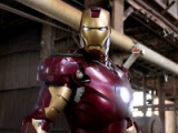 Iron man: hidden objects