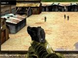 flash игра The lone patrol