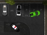 flash игра Police car parking 3