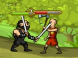 flash game Ninja en Blind Girl 2