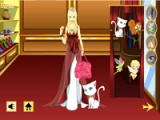 flash игра Perfect princess dress up