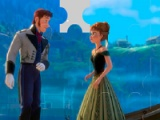 Puzzle: Princesa Anna y Hans