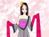Cinese creatore costume tradizionale