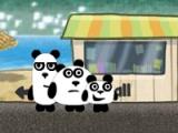 flash игра 3 Pandas in Brazil