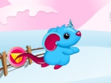 flash игра Cute rat racing