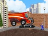 flash игра Agressive harvester