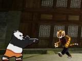 Kung fu panda 2: heroes fighting