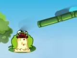flash игра Frog dink water