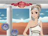 Greek goddess makeover
