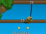 Cut Rope Bear Version 2
