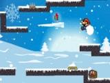 flash игра Mario: Ice adventure