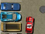 flash игра Parking super skills