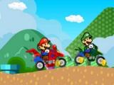 flash игра Mario: ATV rivals