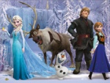 Frozen: hidden objects