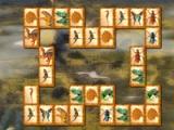 flash игра Chalk period Mahjong