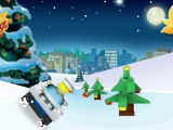 flash игра Lego: Advent Calendar